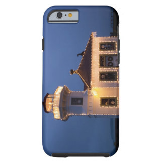 USA, Washington, Mukilteo. Mukilteo Lighthouse Tough iPhone 6 Case