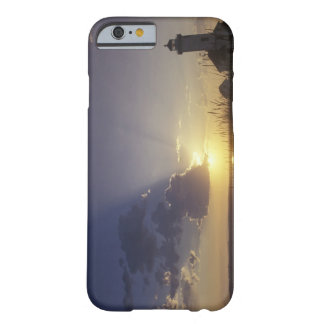 USA, Washington, near Port Townsend. Point Barely There iPhone 6 Case