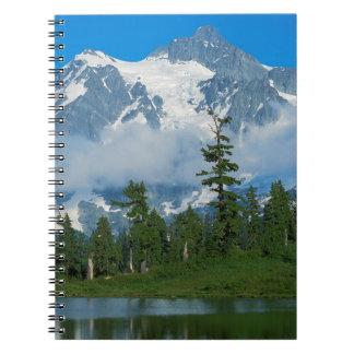 USA, Washington, North Cascades National Park 10 Notebook