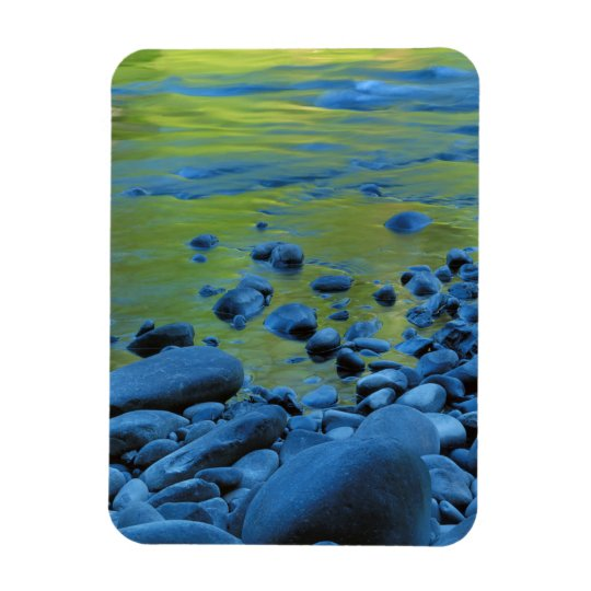 USA, Washington, Olympic National Park 4 Rectangular Photo Magnet