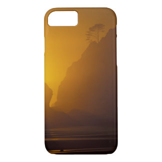 USA, Washington, Olympic Nat'l Park, Sunset, 2 iPhone 8/7 Case