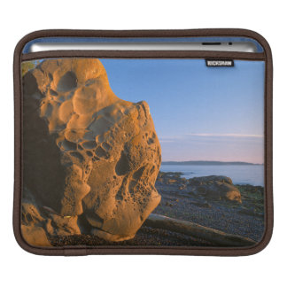 USA, Washington, Orcas Island, Boulder iPad Sleeve