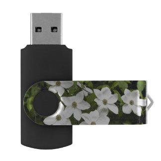 USA, Washington, Pacific Dogwood, Cornus USB Flash Drive
