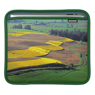 USA, Washington, Palouse, Whitman County 2 iPad Sleeve