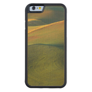 USA, Washington, Palouse, Whitman County Carved Maple iPhone 6 Bumper Case