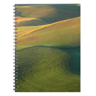 USA, Washington, Palouse, Whitman County Notebook