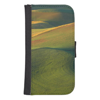 USA, Washington, Palouse, Whitman County Samsung S4 Wallet Case