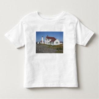 USA, Washington, Port Townsend, Point Wilson Toddler T-Shirt