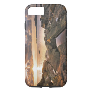 USA, Washington, San Juan Islands.  A dramatic 2 iPhone 8/7 Case