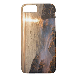USA, Washington, San Juan Islands.  A dramatic iPhone 8/7 Case
