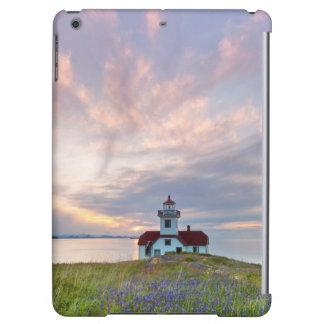 USA, Washington, San Juan Islands. Sunset iPad Air Cover
