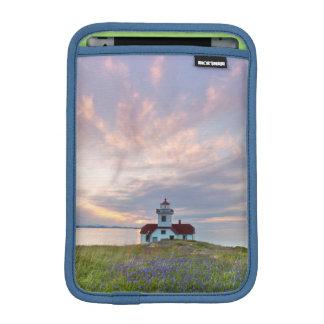 USA, Washington, San Juan Islands. Sunset iPad Mini Sleeve