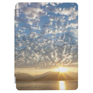 USA, Washington, Seabeck. Sunset iPad Air Cover
