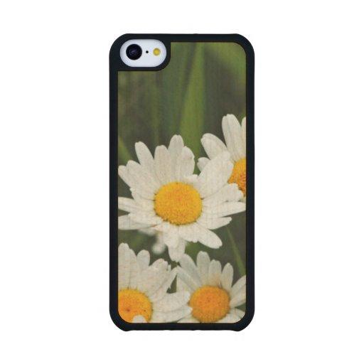 USA, Washington, Seattle, Puget Sound 3 Carved® Maple iPhone 5C Case