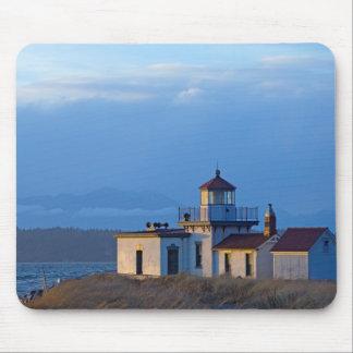 USA, Washington, Seattle, Puget Sound Mouse Pad