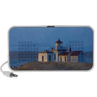 USA, Washington, Seattle, Puget Sound Laptop Speaker
