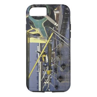 USA, Washington, Seattle, Seaplanes docked on iPhone 7 Case