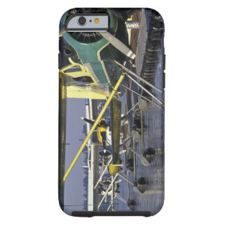USA, Washington, Seattle, Seaplanes docked on Tough iPhone 6 Case