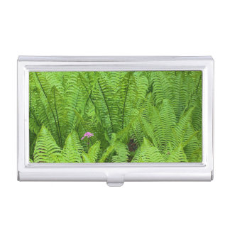 USA, Washington, Seattle, Washington Park Business Card Holder