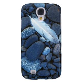 USA, Washington, Snake River Gravel Bar Galaxy S4 Case
