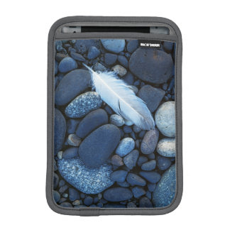 USA, Washington, Snake River Gravel Bar iPad Mini Sleeve