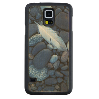 USA, Washington, Snake River Gravel Bar Maple Galaxy S5 Case