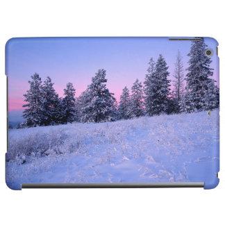 USA, Washington, Spokane County, Browne Mountain Cover For iPad Air