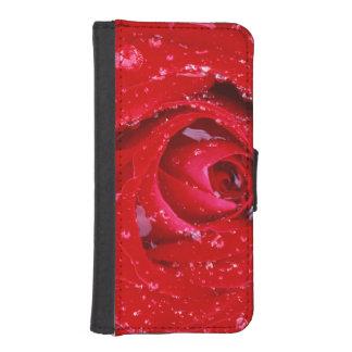 USA, Washington, Spokane County, Manito Park iPhone SE/5/5s Wallet Case