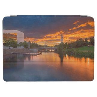 USA, Washington, Spokane, Riverfront Park iPad Air Cover