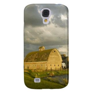USA, Washington, St. John, Last Light on Old Galaxy S4 Case