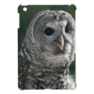 USA, Washington State. Barred Owl (Strix varia) iPad Mini Covers