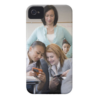 USA, Washington State, Bellevue, Interlake High Case-Mate iPhone 4 Case