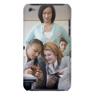 USA, Washington State, Bellevue, Interlake High Case-Mate iPod Touch Case