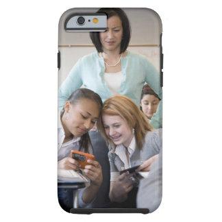 USA, Washington State, Bellevue, Interlake High Tough iPhone 6 Case