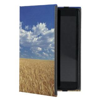 USA, Washington State, Colfax. Ripe wheat Cases For iPad Mini
