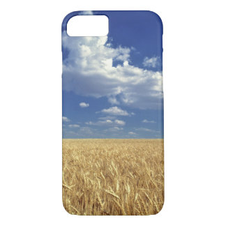 USA, Washington State, Colfax. Ripe wheat iPhone 8/7 Case