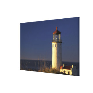 USA, Washington State, Fort Canby State Park. Canvas Print