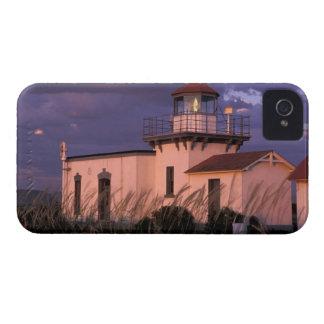 USA, Washington State, Hansville.  Point No iPhone 4 Case-Mate Case