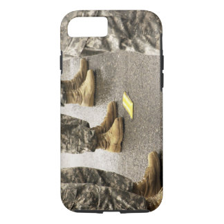 USA, Washington State, Issaquah, Salmon Day's iPhone 8/7 Case