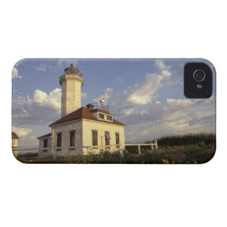 USA, Washington State, near Port Townsend. Port iPhone 4 Cases