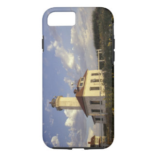 USA, Washington State, near Port Townsend. Port iPhone 8/7 Case