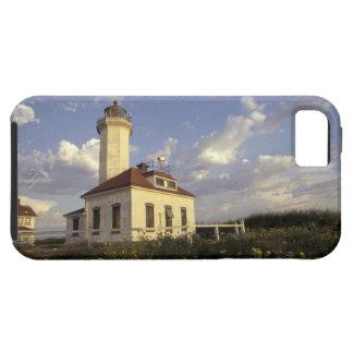 USA, Washington State, near Port Townsend. Port Tough iPhone 5 Case