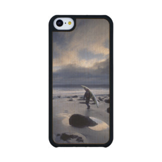 USA, Washington State, Olympic National Park. Carved® Maple iPhone 5C Slim Case