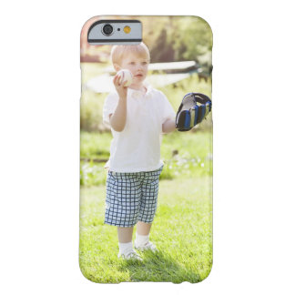 USA, Washington State, Seattle, Cute boy (2-3) Barely There iPhone 6 Case