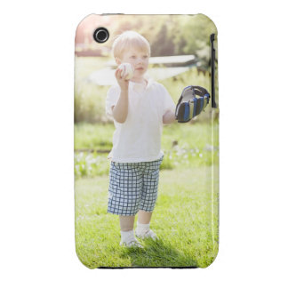 USA, Washington State, Seattle, Cute boy (2-3) Case-Mate iPhone 3 Case