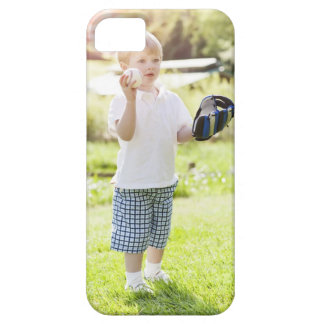 USA, Washington State, Seattle, Cute boy (2-3) iPhone 5 Case