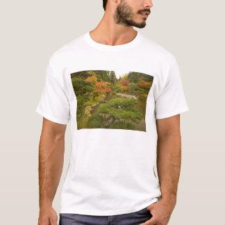 USA, Washington State, Seattle. Japanese T-Shirt