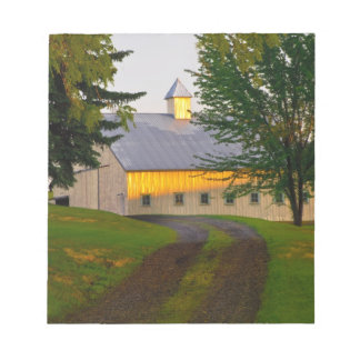USA, Washington, The Palouse Notepad