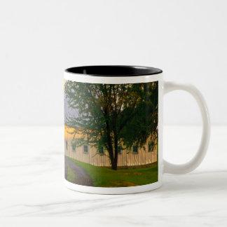 USA, Washington, The Palouse Two-Tone Coffee Mug