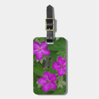 USA, Washington, Turnbull National Wildlife Luggage Tag